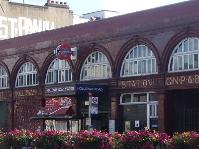 Holloway Road Tube Station Building