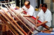 India Culture Textile Weaving Gujarat Patan