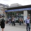 King's Cross St. Pancras Tube Station Entrance