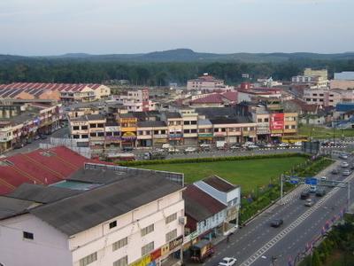 Kota Tinggi Town