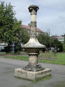 Tinworth Fountain
