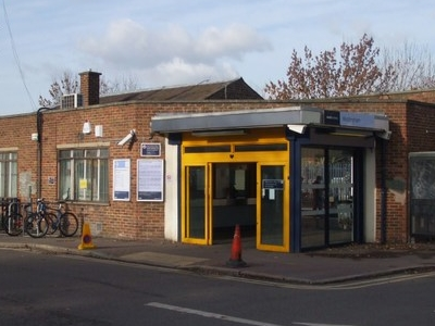 Mottingham Station Building