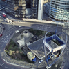 Looking Down On Old Street Roundabout