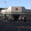 Oval Tube Station Building