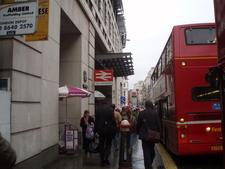 Ludgate Hill Entrance