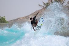 Surfing @ Wadi Adventure