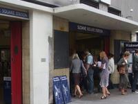 Sloane Square Tube Station