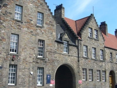 Student Union Buildings In The Pleasance