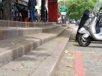 High Pavement, Upper Street