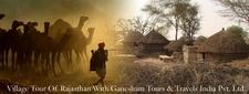 Village Tour Of Rajasthan