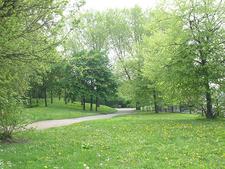 West End Of Folkestone Gardens