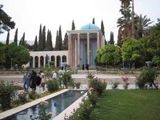 Sa'di Tomb And Garden