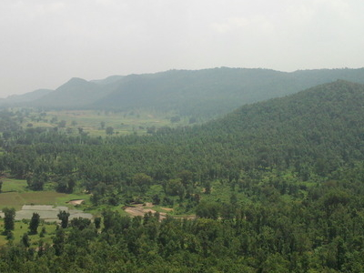 Ranchi Plateau And Damodar Valley