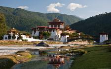 Bhutan Highland Temple