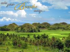 Bohol Chocolate Hills Tour Philippines