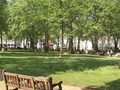 View Of Berkeley Square