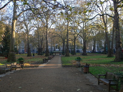 Berkeley Square, 2005