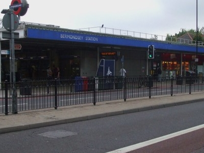 Bermondsey Tube Station Building