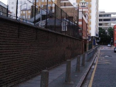 Henriques Street Looking North