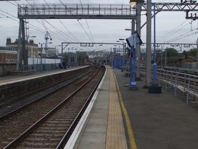 Platforms Looking East