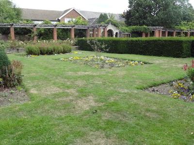 Garden In Broomfield Park