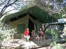 Camping Safari Kenya