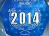 Best Travel Agency Award - 2014