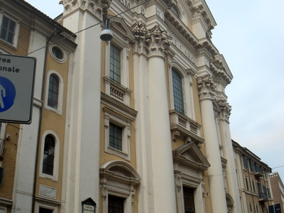 View Of San Carlo Al Corso