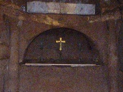 Catacomb Of Saint Agnes