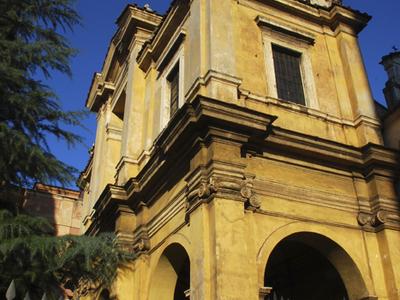 Santa Bibiana Façade