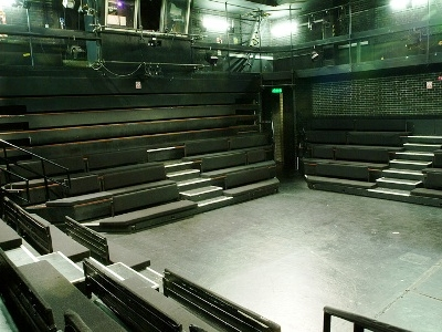 Cockpit Theatre Auditorium