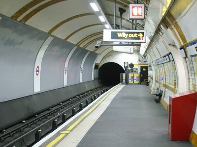 The Distinctive Platform Level Tilework