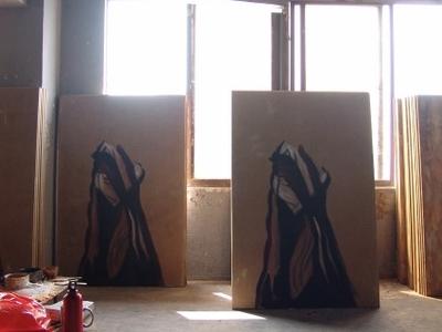 Dafen  2 C Oil Painters Villiage  2 0 0 6