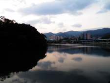 Dahu Park Evening