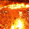 Darvasa Gas Crater Panorama