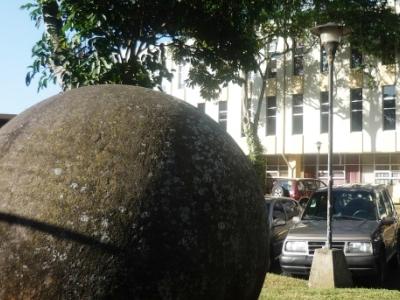 Pre-Columbian Stone Sphere