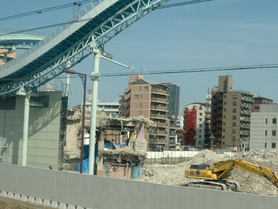 Festivalgate  Demolition