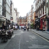 Frith Street Facing South