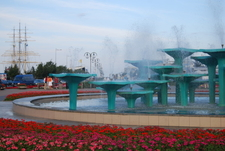 Gdynia Fountains
