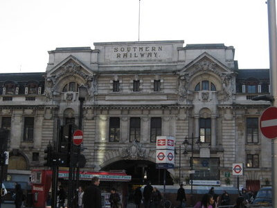The London Chatham And Dover Station