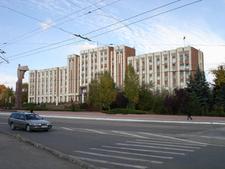 Government Building Tiraspol
