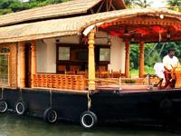 Breezeland Houseboat