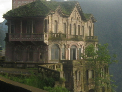 Hotel Del Salto Before Renovations