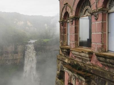 Hotel Del Salto Overlooking Tequendama Falls