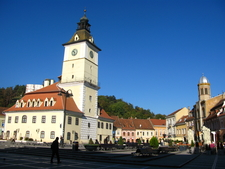 Guided Brasov Free City Tour