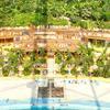 Tropical Islands Dome - Bird's-Eye View – Inside