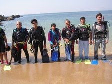 Karachi Scuba Diving Centre - Team