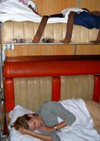 Kenya Sleeper Night