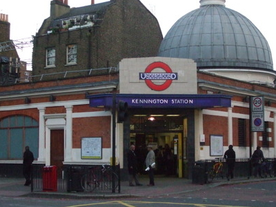 Kennington Tube Station Building