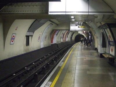 The Northbound Platform